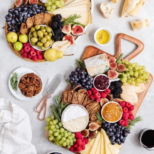 Crate & Barrel cheese boards