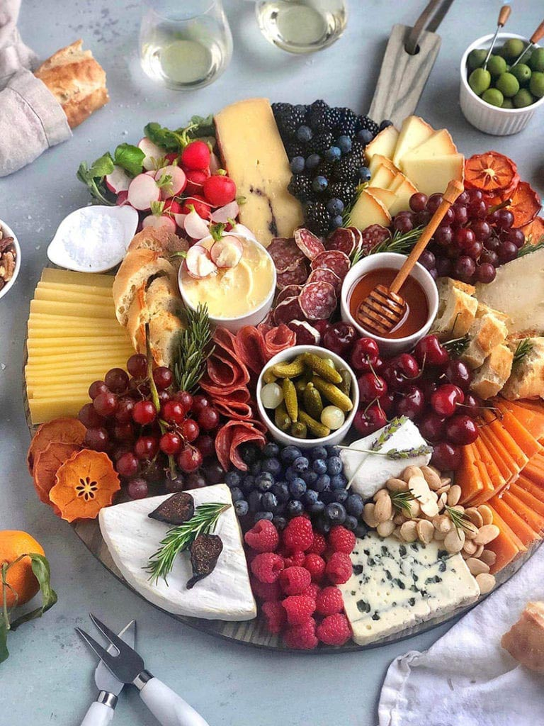 french cheese board ideas